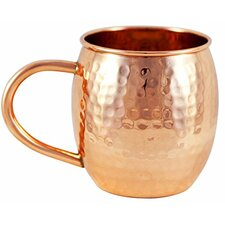 16 oz. Barrel Moscow Mule Mug