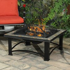 Harbor Steel Fire Pit