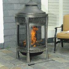 Moira Cast Fireplace