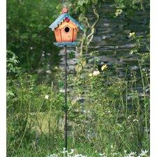 Free Standing Birdhouse