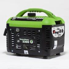 2200 Watt Portable Gasoline Generator