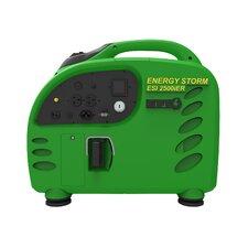 Energy Storm 2400 Watt Gasoline Inverter Generator