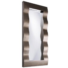 Contemporary Meridien Rectangular Wall Mirror