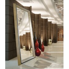 Contemporary Detroit Full Length Wall Mirror