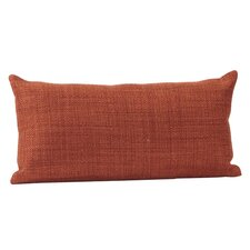 Decorative Coco Kidney Soft Burlap Lumbar Pillow