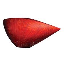 Asymmetrical V Vase
