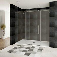 "Ultra-C 76"" x 72"" Sliding Glass Shower Door"