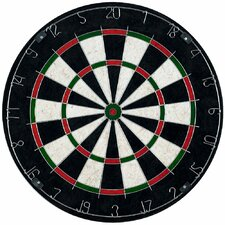 Professional Bristle Dartboard Set