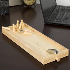2-Piece Tabletop Bowling Game