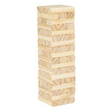 54-Piece Tabletop Stacking Game Set