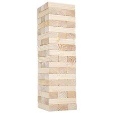 Jumbo Wooden Tumbling Tower