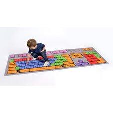 Spielmatte Computer Keyboard