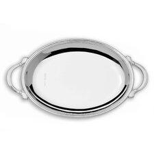 Tablett Oval BL