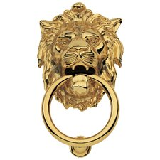 Leone Door Knocker