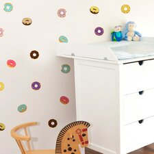 Donuts Mini-Pack Wall Decal