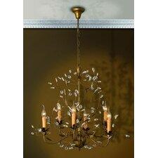 Kronleuchter 6-flammig Bouquete