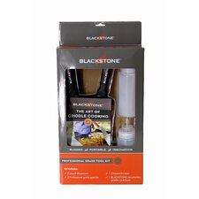 Griddle Accessory Tool Kit