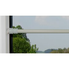 Flex Extendable Clamping Curtain Single Rod