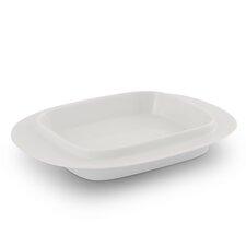 """Butterdose-Unterteil """"Jeverland"""" aus Porzellan in Weiß"""