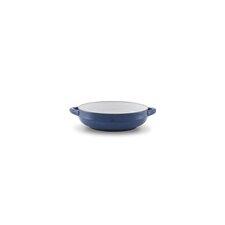 """19cm Suppenteller """"Ammerland"""" in Blau mit Henkel (4er Pack)"""