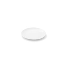 """19cm Frühstücksteller """"Chai"""" aus Porzellan in Weiß (4er Pack)"""