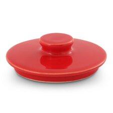 Deckel Happymix in Rot für Zuckerdose