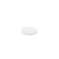 """4-tlg. 21cm Frühstücksteller / Kuchenteller """"Ecco"""" aus Porzellan in Weiß (4er Pack)"""