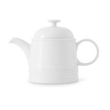 Teekanne Jeverland Weiß aus Porzellan