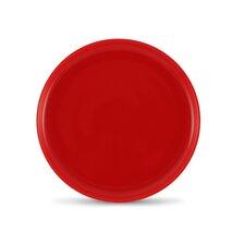 """Frühstücksteller / Jumbo-Untertasse """"Happymix Rot"""""""