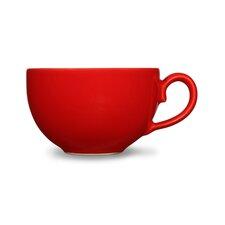 Kaffee-Obertasse Happymix Rot