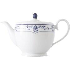 1,25 L Teekanne Atlantis Friesisch Blau aus Porzellan