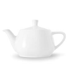Teekanne Porzellan Weiß aus Porzellan