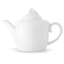 1,25 L Teekanne Bel Air Weiß aus Porzellan