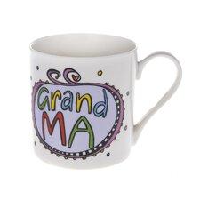 Celebrations 10cm Fine Bone China Grandmother Mug