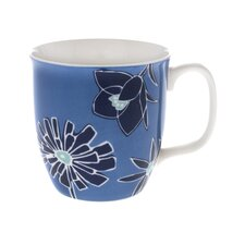 Celebrations 10cm Fine Bone China Hudson Mug in Blue