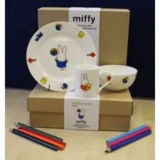 Miffy 3 Piece Gift Boxed Set