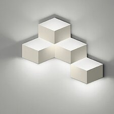 Fold Quadruple Wall Sconce