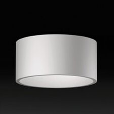 Domo Symmetric Surface Flush Mount