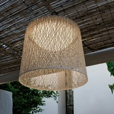 Wind 1 Light Outdoor Hanging Lantern/Pendant