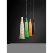 Wind 1 Light Outdoor Hanging Pendant