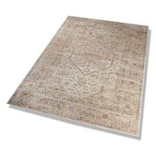 Teppich Vintage in Beige