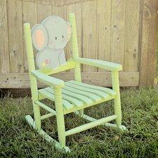 Animal Inspiration Kids Rocking Chair