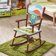 Enchanted Woodland Kids Rocking Chair