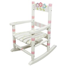 Bouquet Small Kids Rocking Chair