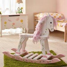 Princess & Frog Rocking Horse