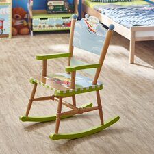 Transportation Kids Rocking Chair