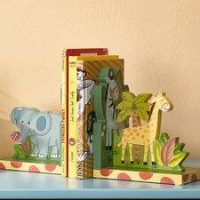 Sunny Safari Bookend (Set of 2)