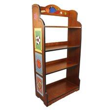 "Lil' Sports Fan 49"" Bookshelf"