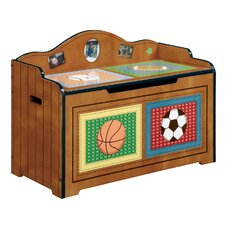 Lil' Sports Fan Toy Chest