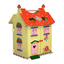 Magic Garden Hand Carry Doll House